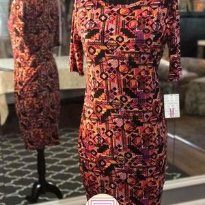 Lularoe M Julia dress